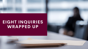 Eight new parliamentary inquiry reports have been released
