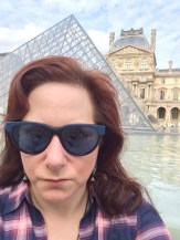 The House Mouse at the Louvre...yay...next.