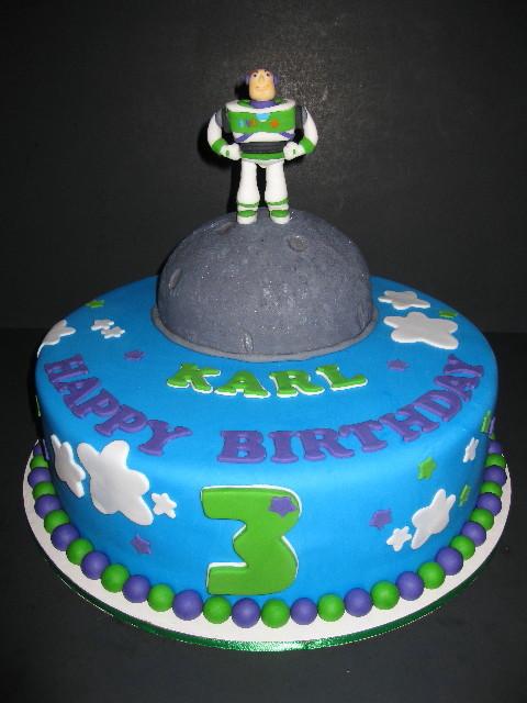 Karl S Buzz Lightyear Birthday Cake
