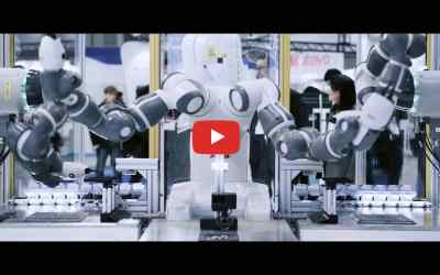 ABB Robotics – going small is the next big thing