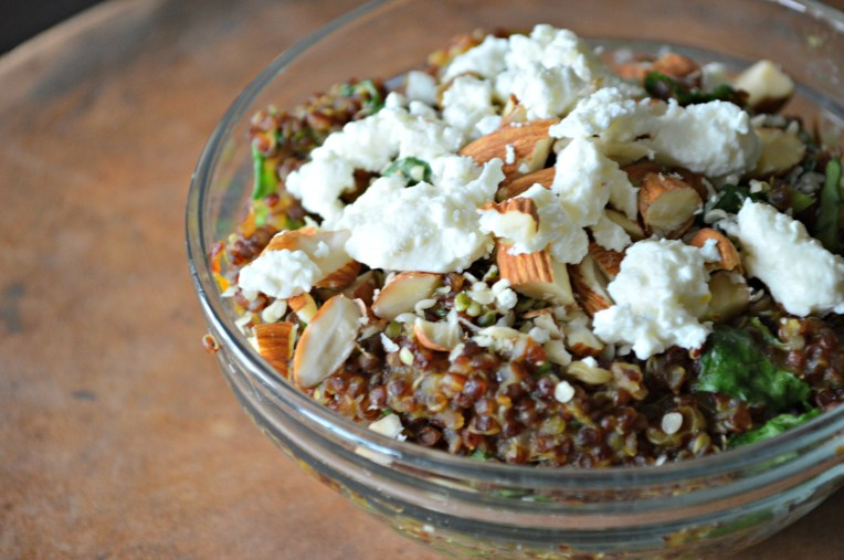 Quinoa Pumpkin Bowl