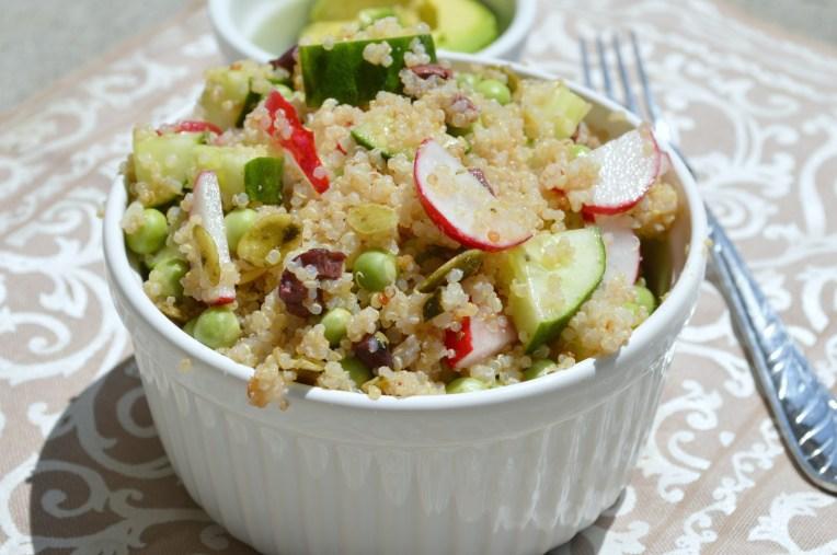 Farm Fresh Quinoa Bowl
