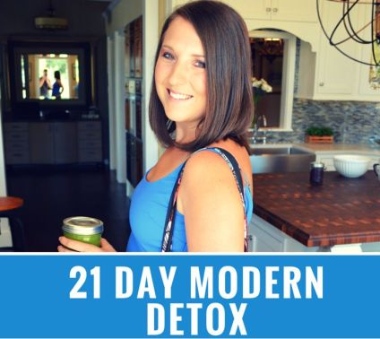 21 Day modern detox crop