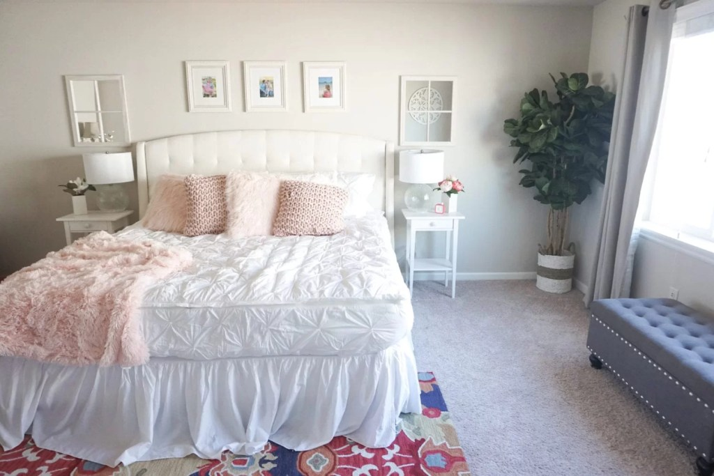 Master Bedroom Reveal - The House of Hood Blog