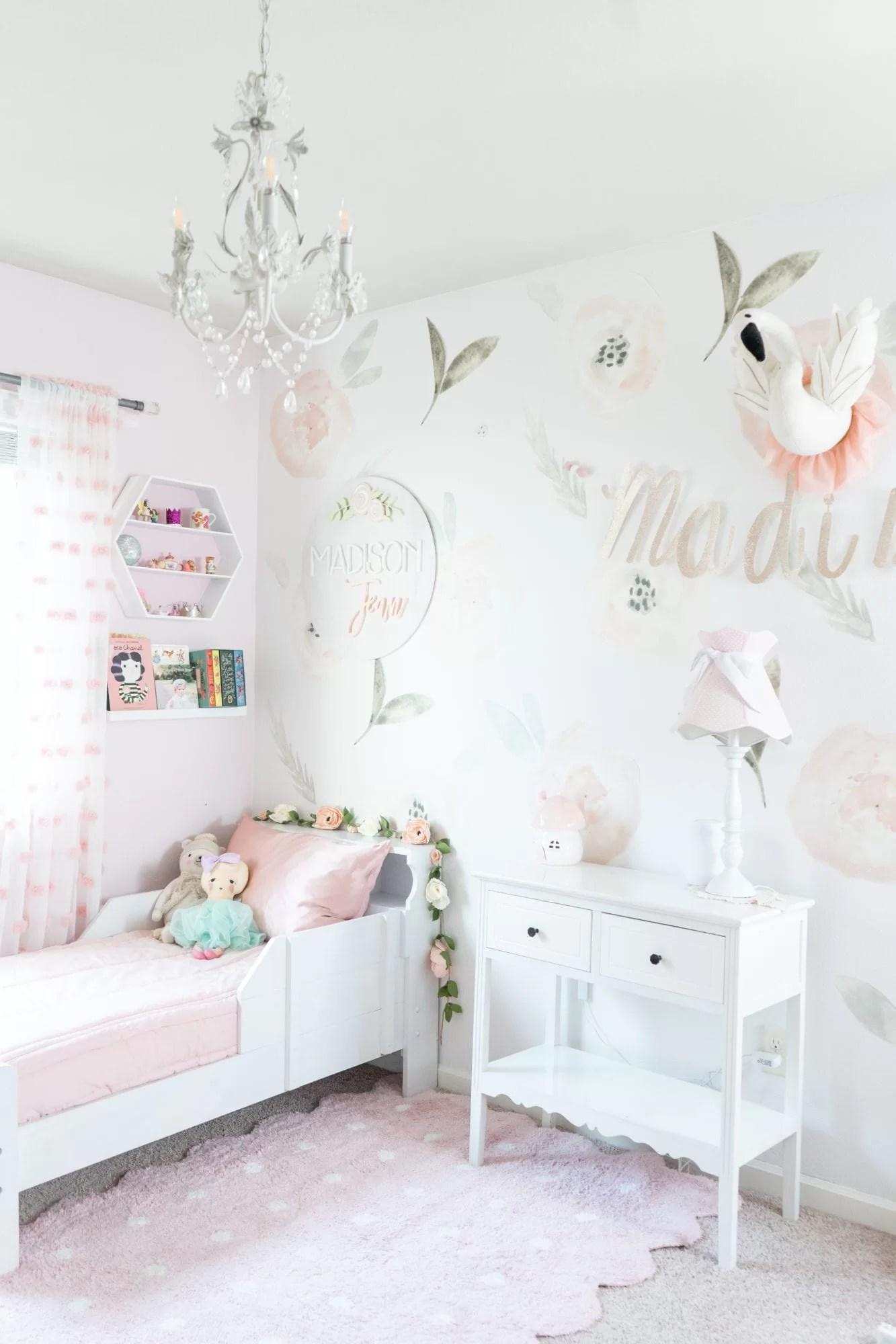 toddler girl room decor the house of