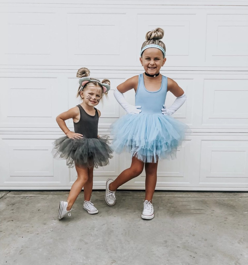 nine simple diy disney costumes for kids - the house of hood blog