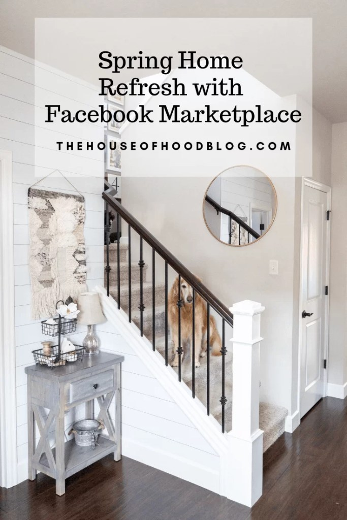 Spring Home Refresh On Facebook Marketplace
