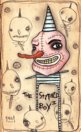 The Stitched Boy VI