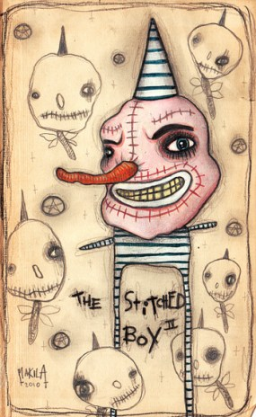 The Stitched Boy VI