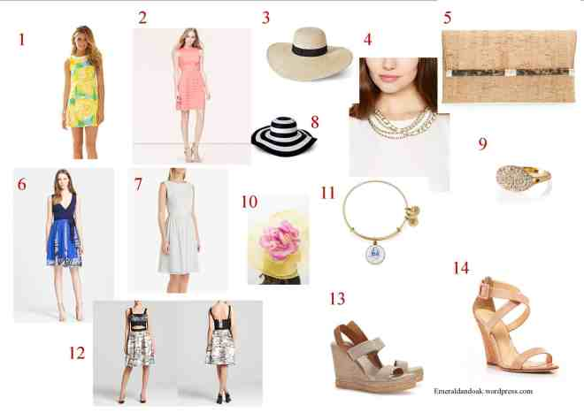 Derby Lookbook