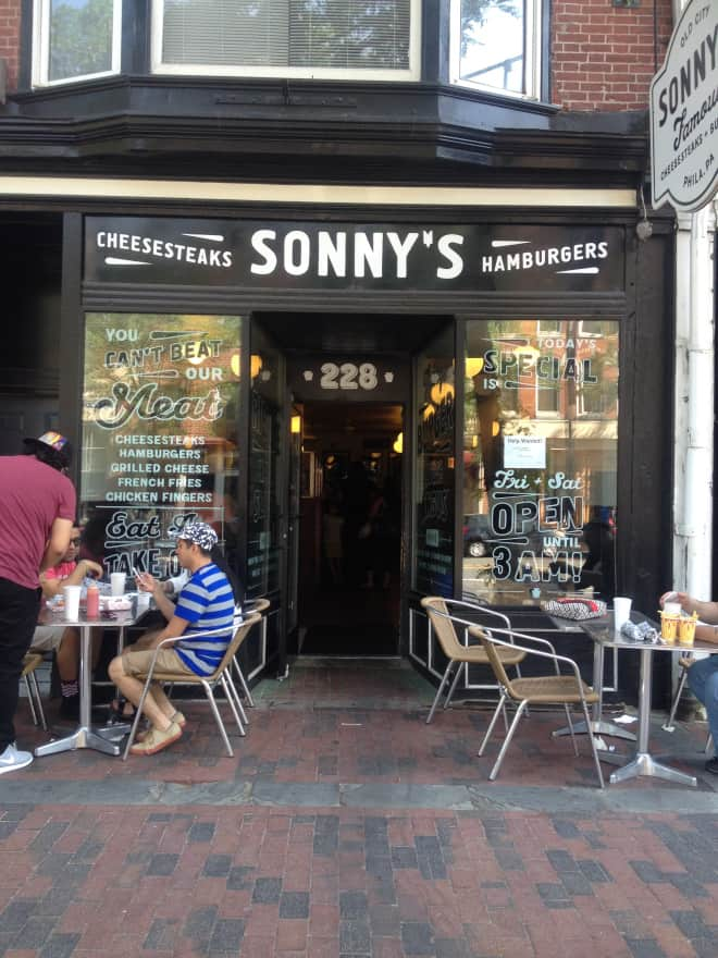 Sonny's: Voted #1 by GQ