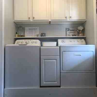 Before & After: Laundry Room