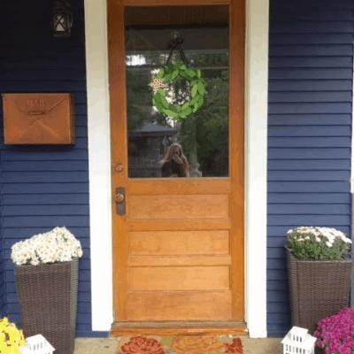 Front Door Décor