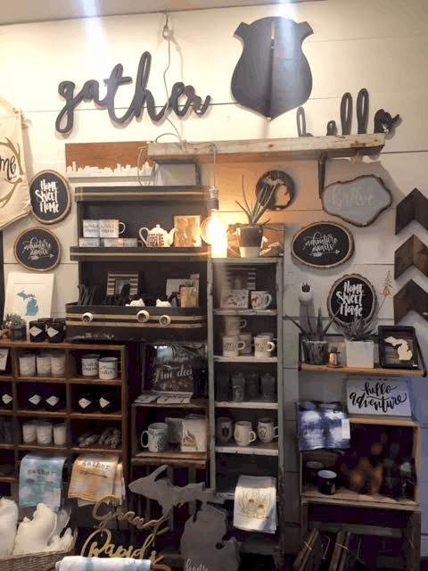 Top 10 Best Boutiques in Grand Rapids featured by top MI lifestyle blog, The House of Navy: Rebel Reclaimed