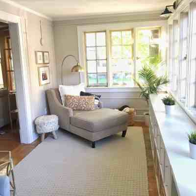 Before & After: Sunroom