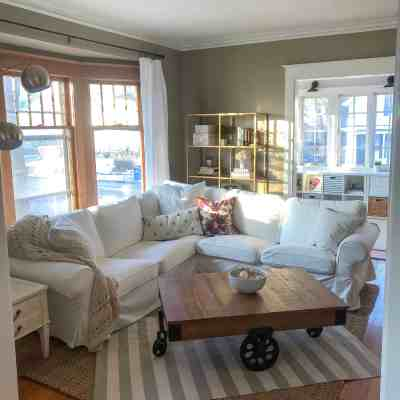 Before & After: Living Room renovation