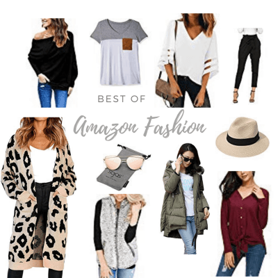 10 Best Women's Fashion Buys on Amazon