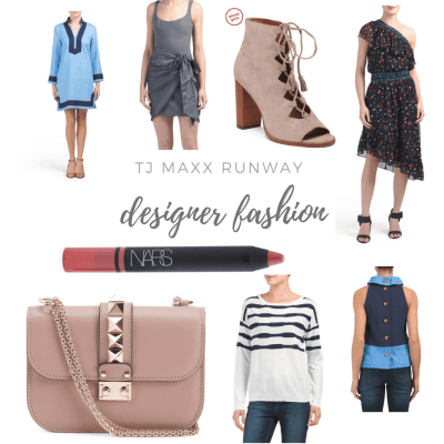 Off The Rack: Designer Fashion at TJ Maxx