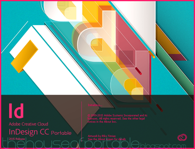 indesign cc 2015 portable