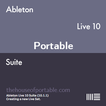 ableton live 10 suite portable