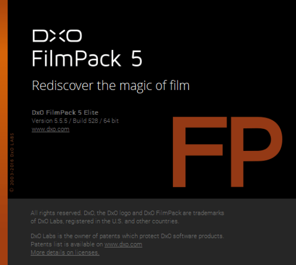 dxo filmpack 5.5 elite portable