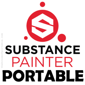 substance painter portable icon
