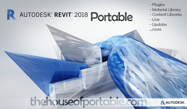 autodesk revit 2018 portable