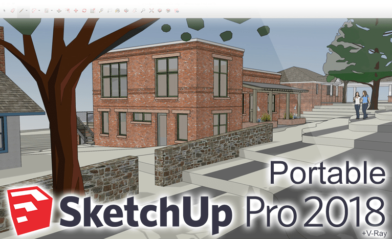 download v ray for sketchup 2018