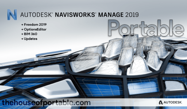 autodesk navisworks manage 2019 portable