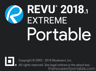 bluebeam revu 2018 extreme portable