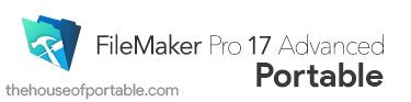 filemaker pro 17 advanced portable