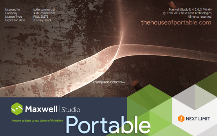 maxwell studio 4.2 portable