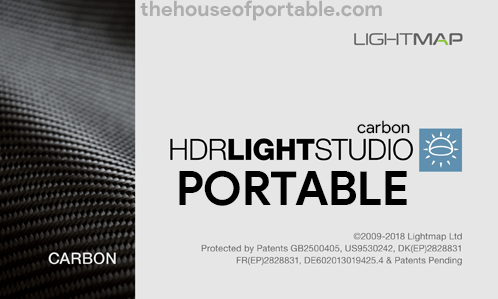 hdr light studio carbon portable