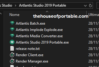 artlantis studio 2019 portable files