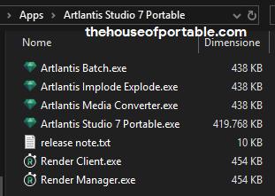 artlantis studio 7 portable files
