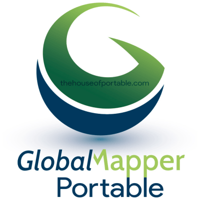 global mapper 20 portable