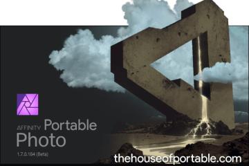 affinity photo portable