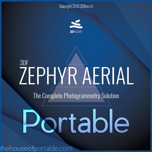 3df zephyr aerial portable