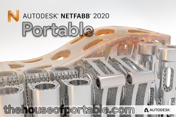 autodesk netfabb ultimate 2020 portable