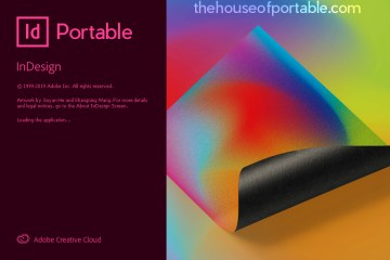 adobe indesign 2020 portable