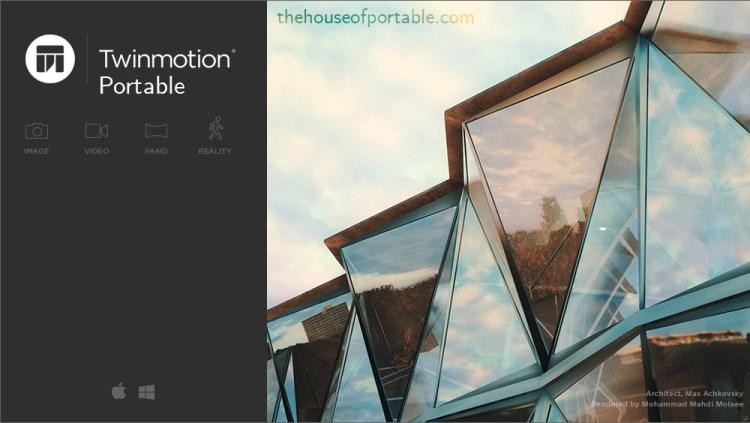twinmotion portable