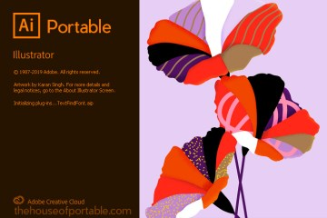 adobe illustrator 2020 portable