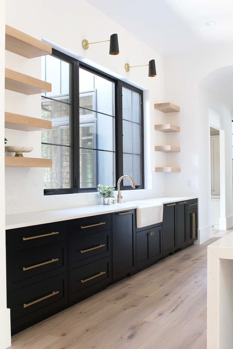 Ultra Modern Black And White Kitchens Novocom Top