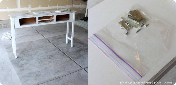 Furniture revamp prep - thehouseofsmiths.com