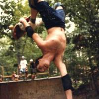 95: Jay Henry A proper picture of a Tuck Knee Invert! Mouse ramp Richmond VA