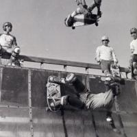 160: Chuck Treece and Tom Groholski at Tom's Ramp NJ 83