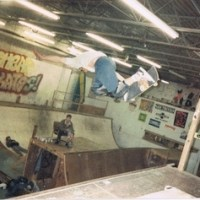 171: Jedi Frank Marley Cheap Skates PA 1991...May the Jah be with you!