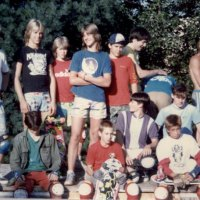 370: Ben Miller and Friends circa 1986-87. Mike Doering's Ramp Chalfont PA