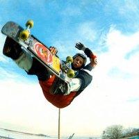 380: A young Bucky Lasek 1988 Photo Ben Cornish