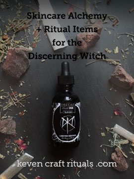 keven craft rituals – The House Of Twigs